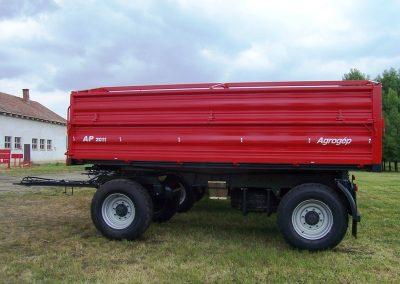 AJG AP 2011 Pótkocsi