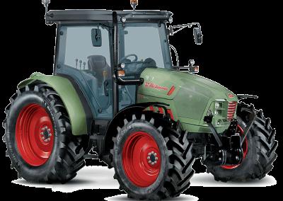 Hürlimann mezőgazdasági traktor – Svájci minőség