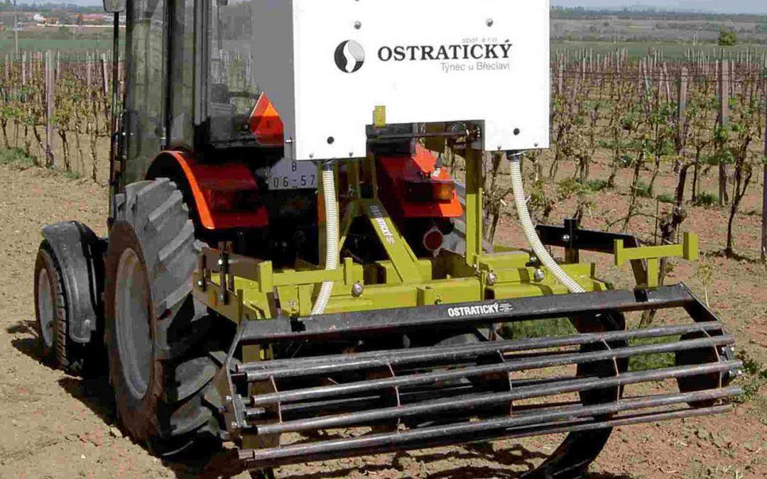 Ostraticky – Egy megbízható társ a szőlőművelésben
