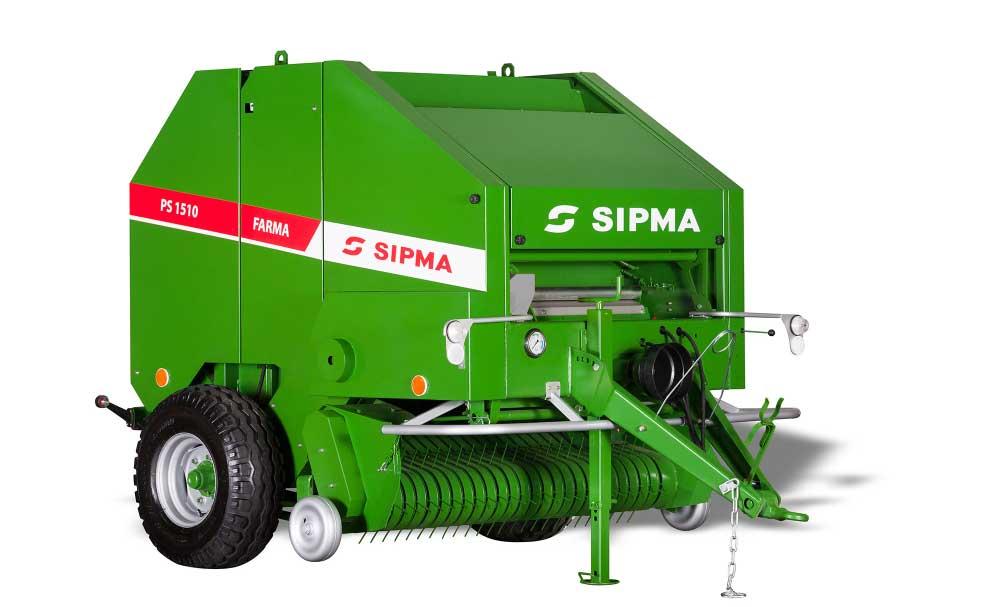SIPMA PS-1510 Fixkamrás bálázó