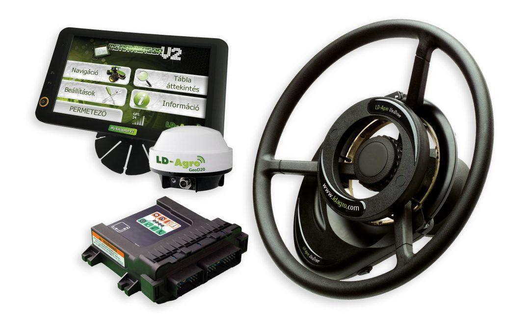 Melyik munkaművelethez milyen LD-Agro sorvezető GPS-t érdemes választani a munkavégzés pontosabbá tételéhez?
