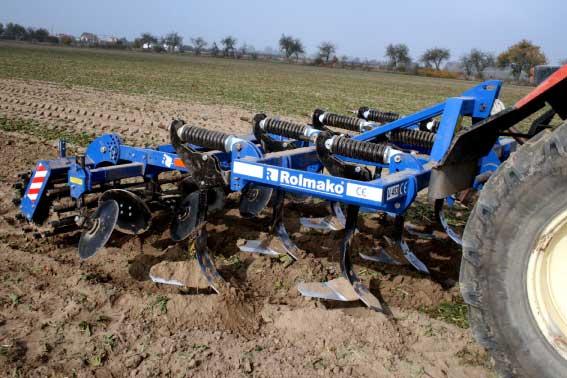 Rolmako – talajművelés a magyar gazdák igényeire szabva