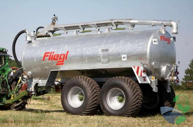 Fliegl 10600 Maxx Line Tandem szippantó