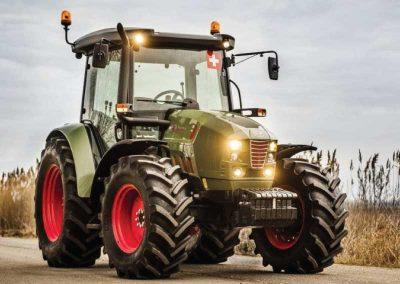 HÜRLIMANN XB 105.4 Traktor