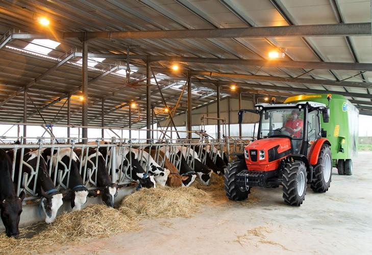 Same Traktor Dorado 90 Natural