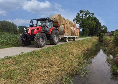 Same Traktor Virtus 140 30/30 PowerShift váltó PowerShuttle