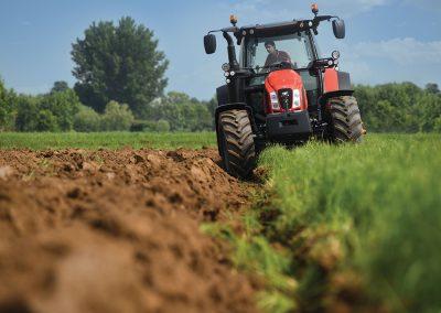 Same Traktor Virtus 140 60/60 PowerShift váltó PowerShuttle