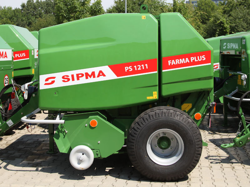 SIPMA PS 1211 FARMA PLUS BÁLÁZÓ