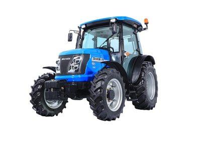 Solis Traktor 75 Crdi