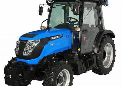 Solis Ültetvényes Traktor N 75