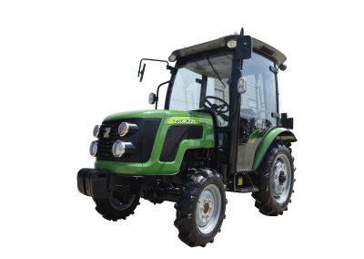 Zoomlion Traktor RD245 25 lóerős Fülkés, Légfék, Műszaki