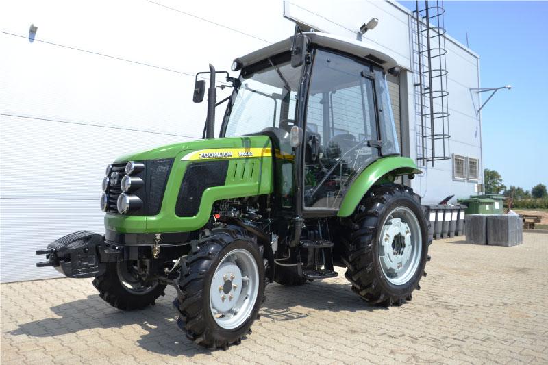 A kisgazdaságok és önkormányzatok szürke eminenciása: a Zoomlion kistraktor-család